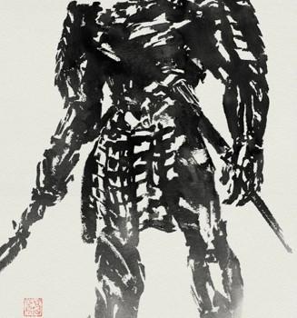 Silver Samurai in The Wolverine