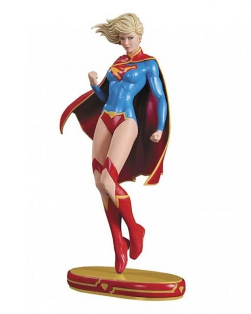 DC Comics Cover Girls Supergirl