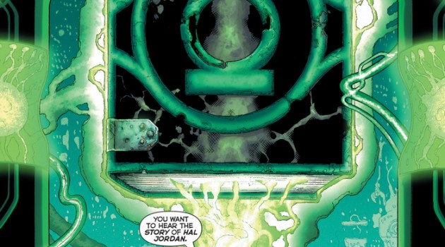 Green lantern wrath of the first lantern 1