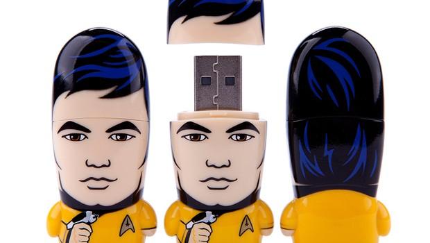 Star Trek Hikaru Sulu USB Flash Drive