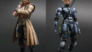 Metal Gear Solid Play Arts Kai