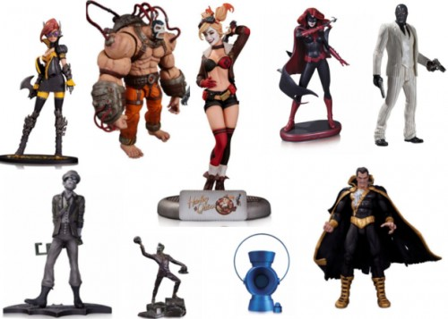 Upcoming DC Collectibles Round-Up (May 2013)