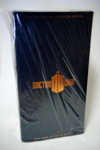 Doctor Who Amy Pond Signature Edition sealed in plastic