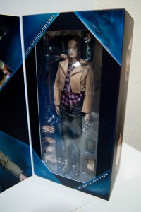 Doctor Who Amy Pond Signature Edition view window