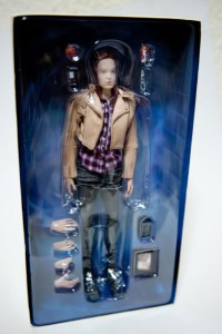 Doctor Who Amy Pond Signature Edition figure with accessories
