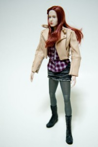 Doctor Who Amy Pond Signature Edition