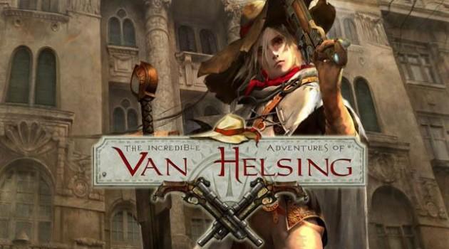 Van Helsing Game Art