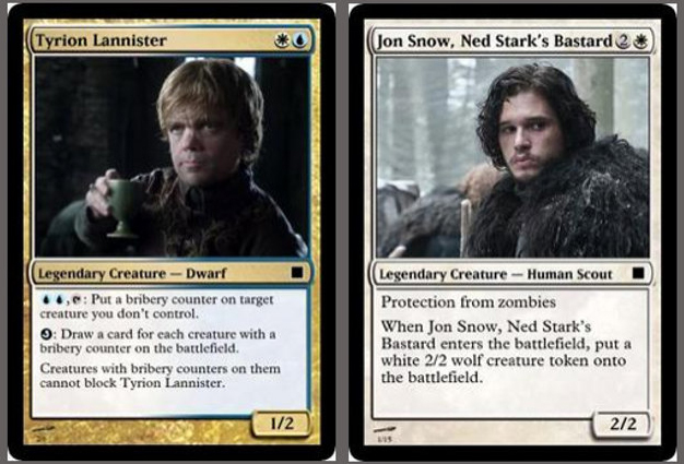 Magic: The Gathering Game Of Thrones Block