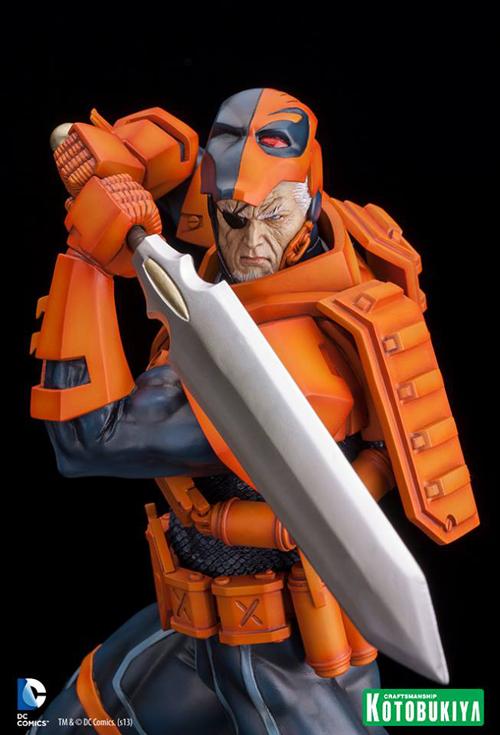 ArtFX DC Kotobukiya New 52 Deathstroke