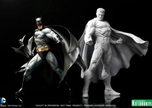ArtFX DC Kotobukiya Superman For Tomorrow