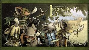 Mouse Guard: Legends of the Guard Vol. 1