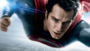 Man of steel featuring Henry Cavill