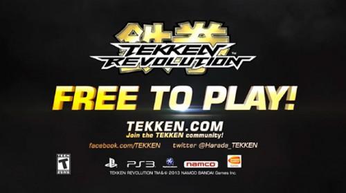 tekken revolution download