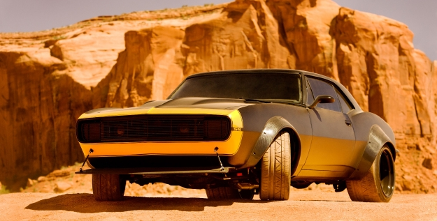 Transformers Bumblebee Camaro Joining The Top Movie Muscle