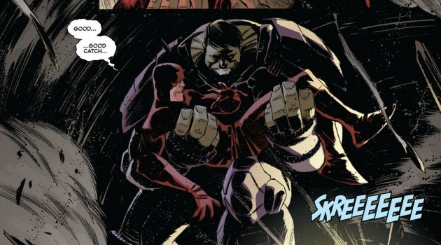 Indestructible Hulk page 1