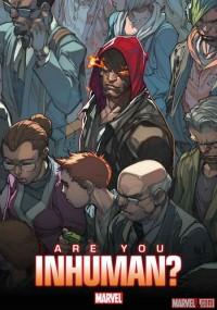 Inhuman #1 cover drawn by Joe Madureira.