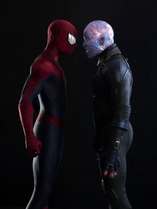 Spiderman-Electro