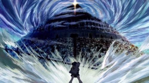Kill la Kill Ryuko enters the town