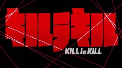 Kill la Kill Opening