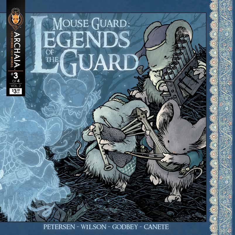 LegendsoftheGuard   rev V2 #3 - Page 1
