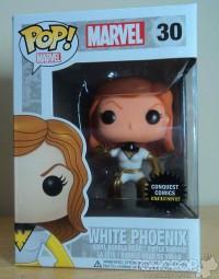 Gold and White Phoenix Pop! Figure