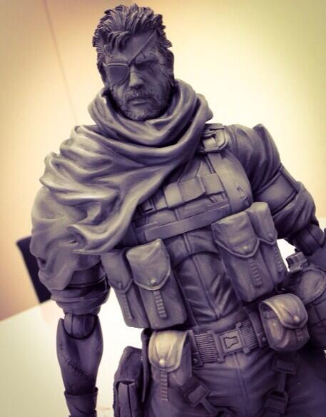 Play Arts Kai Punished Snake