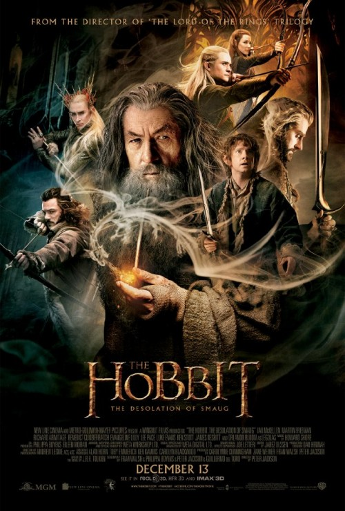 hobbit review poster