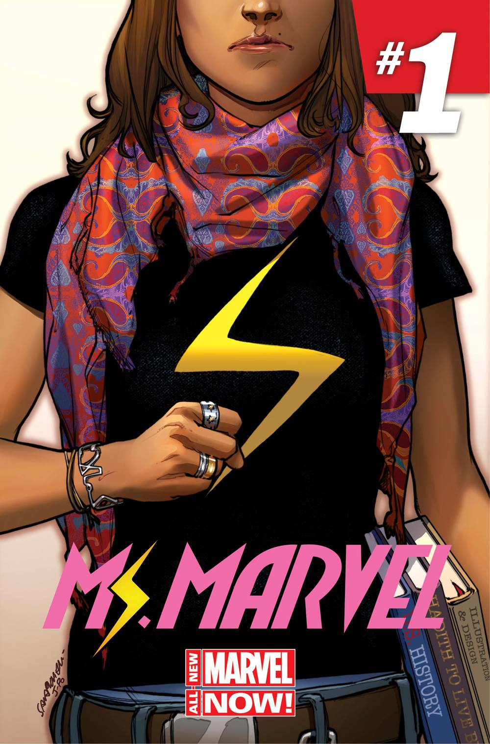 all new marvel now ms-marvel-2014-cover