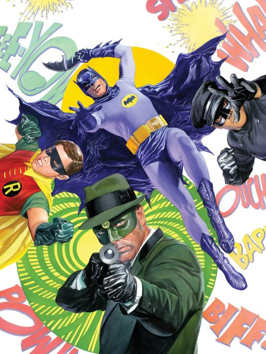 Batman66GreenHornet