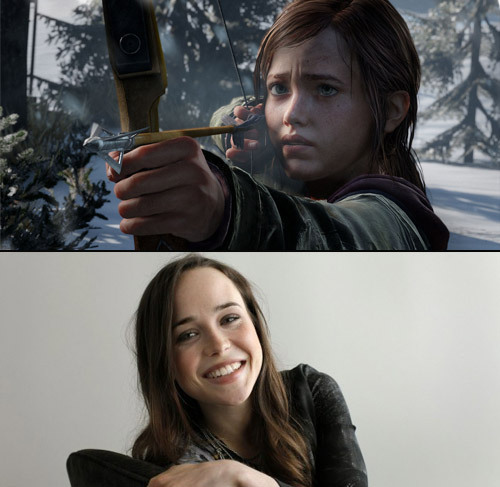 Ellen Page as Ellie