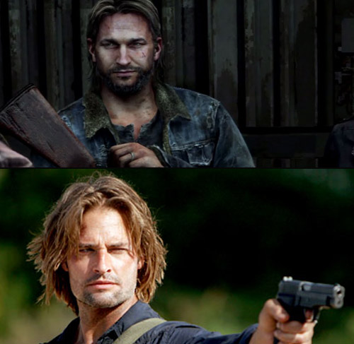 Josh Holloway as Tommy