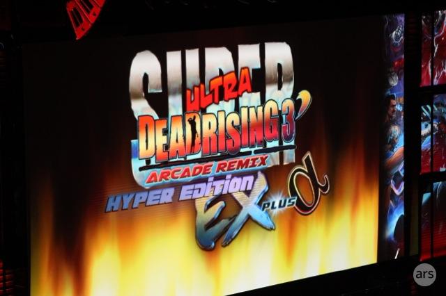 Super Ultra Dead Rising 3' Arcade Remix Hyper Edition EX + ?