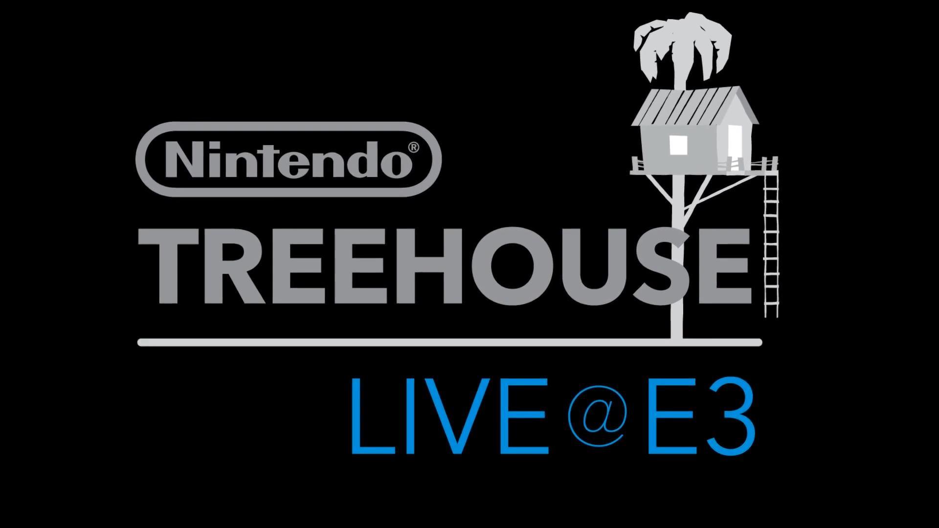 Nintendo-Treehouse-Live-at-E3-Logo