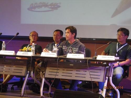 Panel at Nexcon