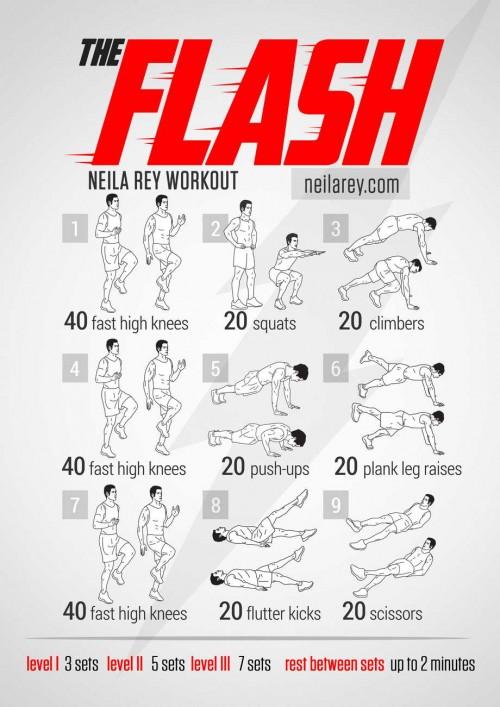 flash-workout