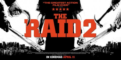 Movie Review The Raid 2 A Visual Poetry Of Violence Flipgeeks