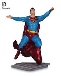 Superman - Man of Steel Series Statue