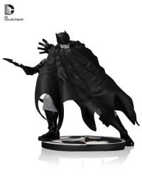 Batman Black and White Statue