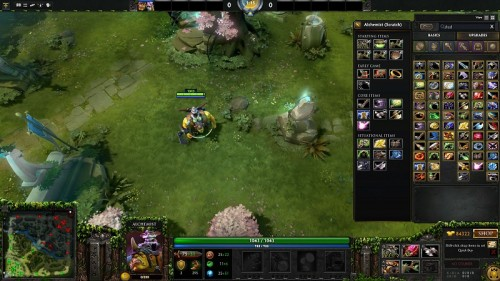 ti4 welcomes dota 2 beginners with newbie broadcast flipgeeks