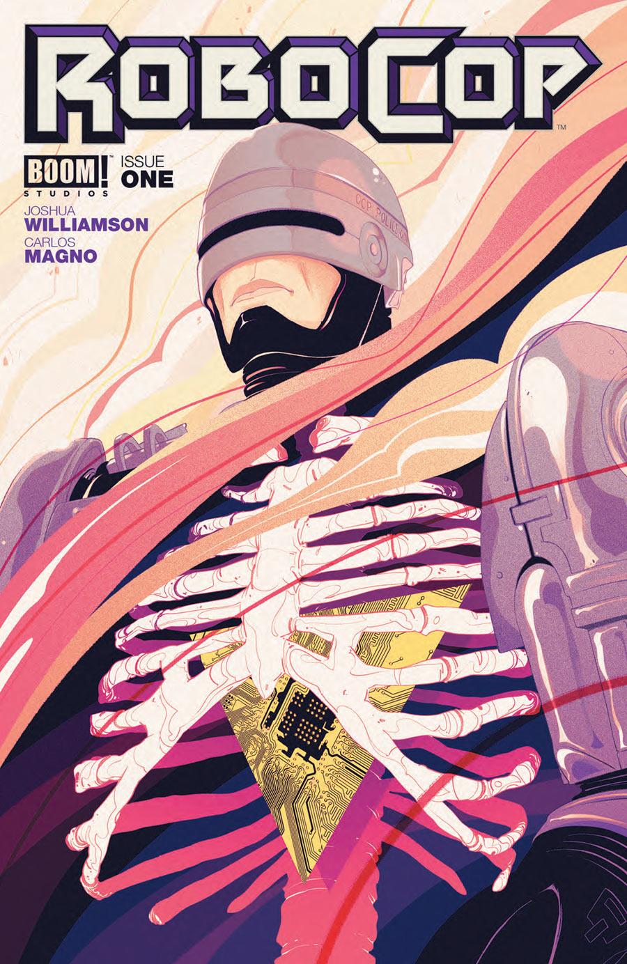 Robocop (2014) #1