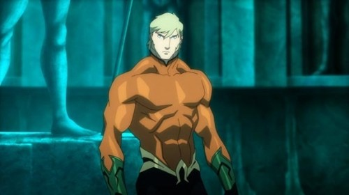 Throne of Atlantis Aquaman