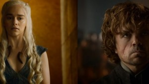 Tyrion and Dany