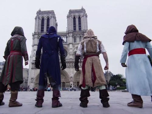 AC: Unity Promo vid