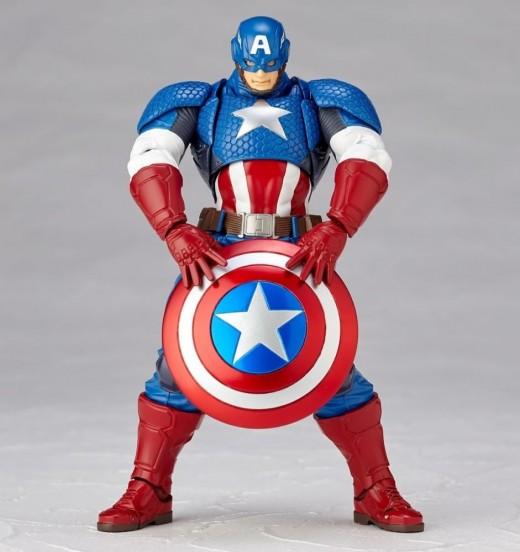 Revoltech-Captain-America-Figure-001