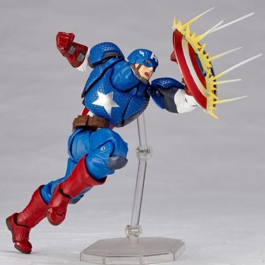 Revoltech-Captain-America-Figure-002