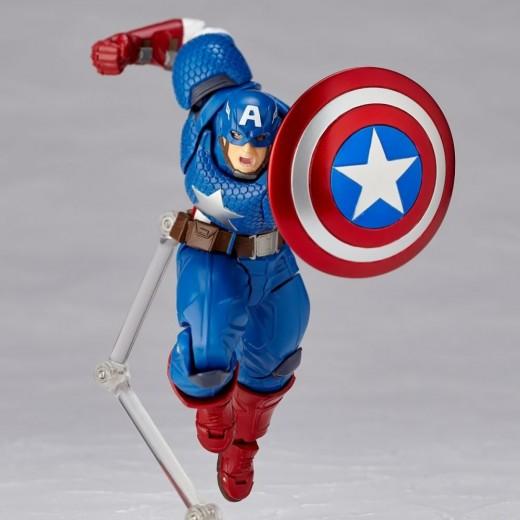 Revoltech-Captain-America-Figure-003