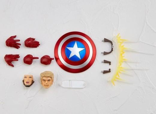 Revoltech-Captain-America-Figure-011