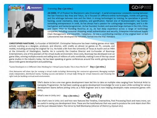 Speaker Profile - GameFest 2017-5
