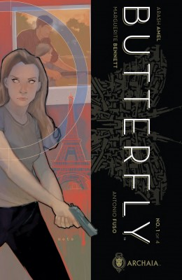 Butterfly #1 cover