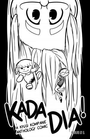 Kada Dia! 1 cover